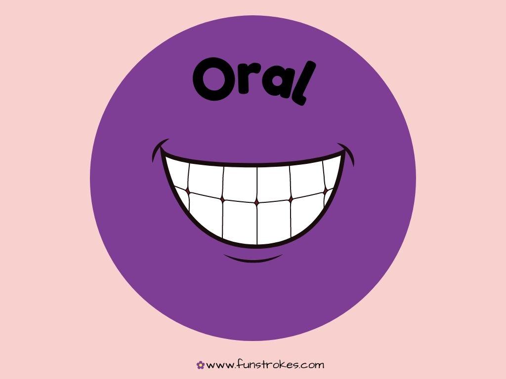 Sensory Processing Explained:  Oral Motor Gustatory